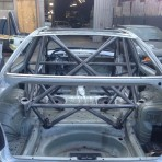 E46 M3 Custom TIG Welded 4130 Roll Cage